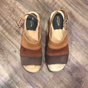 3df5b609c72 Swedish Hasbeens Shoes - Swedish Hasbeens Hippie Sandal